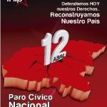 HONDURAS: PARO CÍVICO NACIONAL