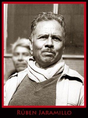 Rubén Jaramillo: a 50 años de su asesinato
