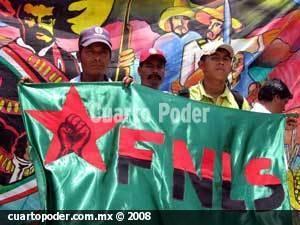 MEXICO: denuncia de El Frente Nacional de Lucha por el Socialismo (FNLS)