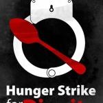 Huelga de hambre de los presos palestinos
