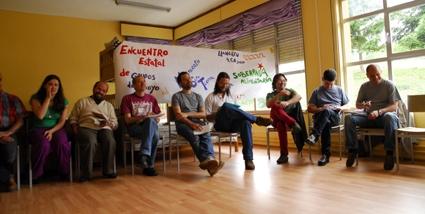 Encuentro Estatal de Grupos de Apoyo al MST