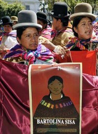 5 septiembre Día internacional de la mujer indígena