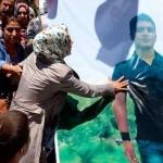 Manifestaciones  por el asesinato de un joven kurdo