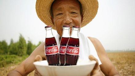 """Acusan a Coca-Cola y PepsiCo de """"robar"""" tierras a los pobres"""