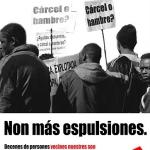 No a la expulsión de Mamadou