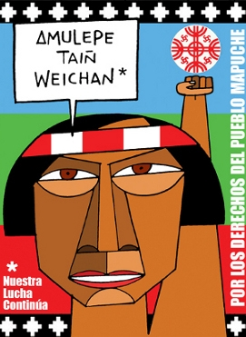 Presos Políticos Mapuche  inician otra huelga de hambre