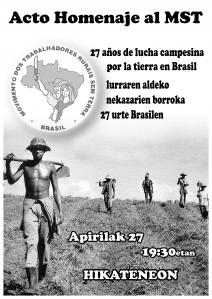 ENCUENTRO DE COMITÉS DE AMIGOS Y AMIGAS DEL MST- BRASIL 2012