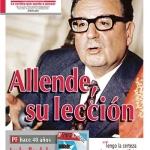 La lección de Allende