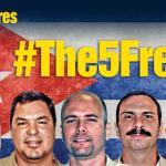 Los cinco ya están en Cuba
