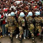 ¡Fuera las tropas de Haití!