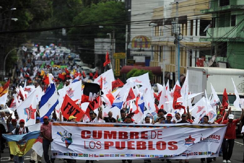 Panamá 2015 Cumbre de los Pueblos 780x520