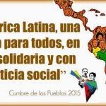 Panamá 2015 Cumbre de los Pueblos