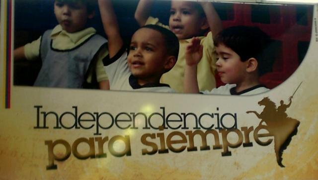 Independencia para siempre