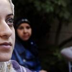 Salwah Mekrsh meses después de salir de Siria, 29–04–2013 ANNA SURINYACH