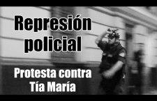 Arde Lima: ¡Tía María no va! (Vídeo y fotos)