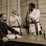 José Martí, Antonio Maceo y Máximo Gómez