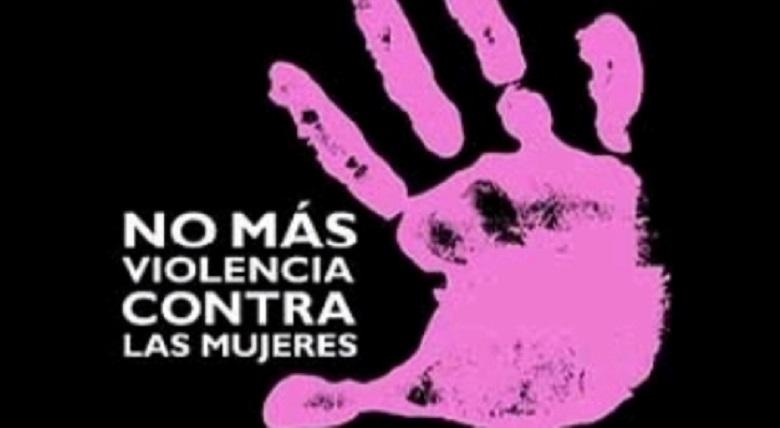 No mas violencia contra las mujeres