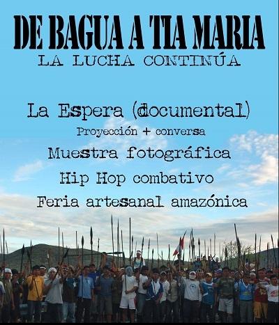 La espera. Historias del Baguazo