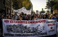 Chile: ¡¡¡Que vivan lxs estudiantes!!!