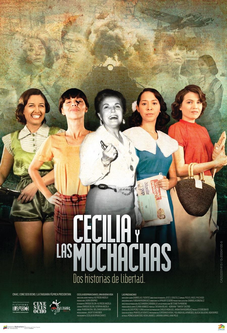 Cecilia y Las Muchachas