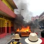 ARDE LA CAPITAL DE CHIAPAS TUXTLA GUTIERREZ. EL HARTAZGO DE UN PUEBLO, SOMETIDO POR SIGLOS AL SAQUEO Y LA EXPLOTACIÓN. (2)