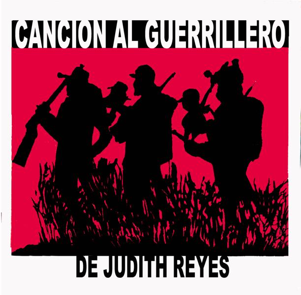 Canción del guerrillero-portada