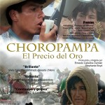 Choropampa, el precio del oro (afiche)