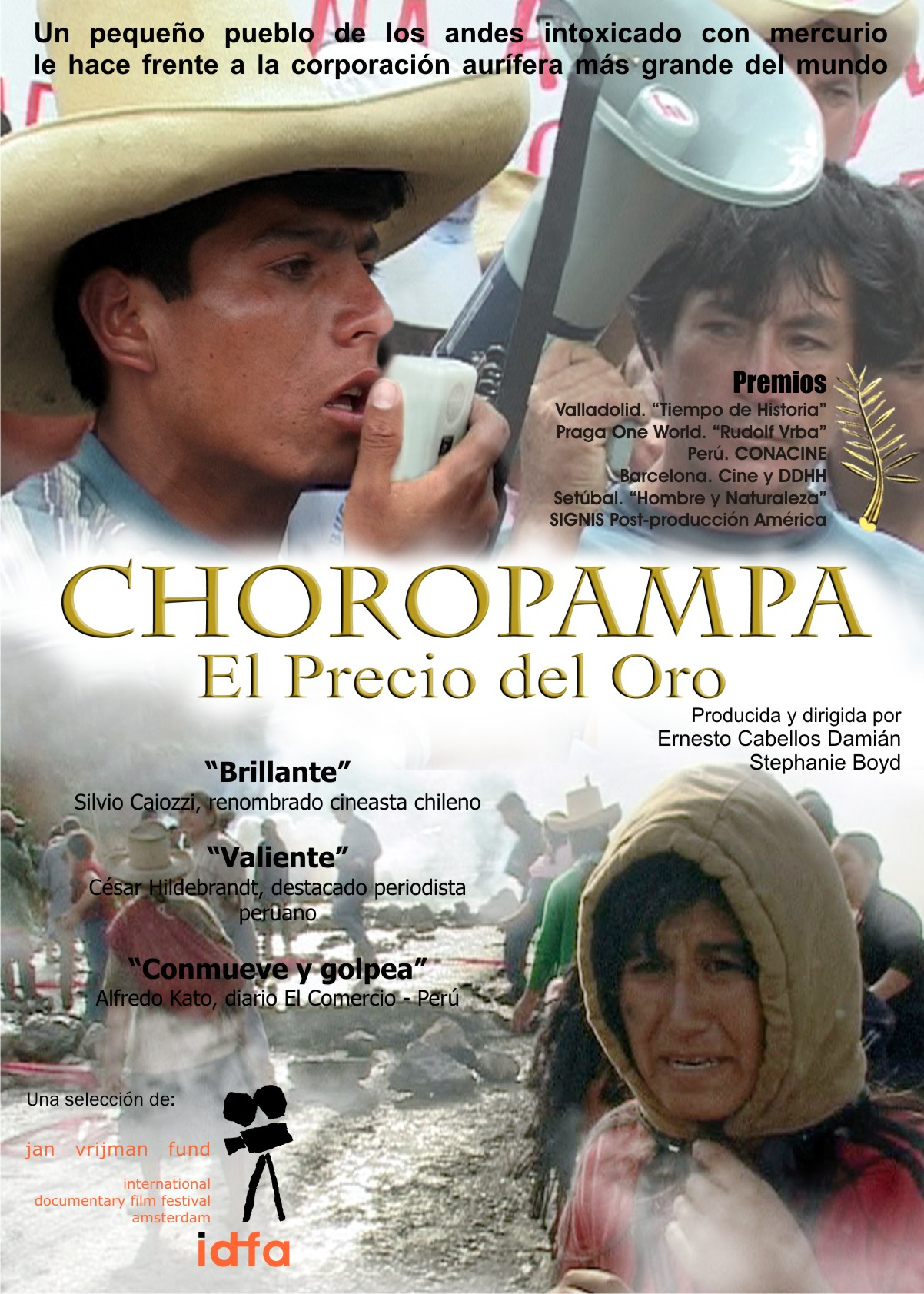 Choropampa: El precio del oro (Perú)