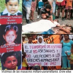 APARTADÓ COLOMBIE  ENFANTS MASSACRÉS