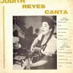 Judith Reyes - Canta - frontal