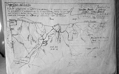 Documento de la concesión en Lokutu (Foto: GRAIN)