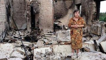Donbass en ruinas