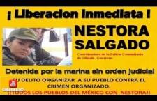 Nestora Salgado, peligrosa por ser mujer e indígena