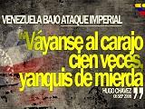 Venezuela no es Guantánamo