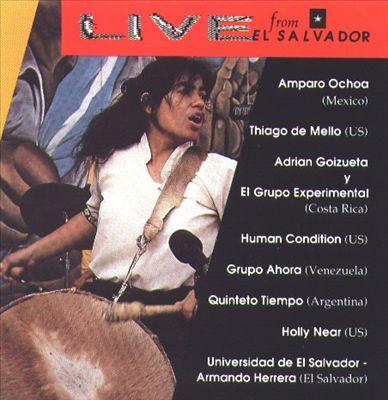 Live from El Salvador