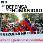 red en defensa de la humanidad