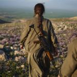 Canción kurda: Min bêriya te kiriye / Te he echado de menos