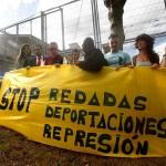 Deportado desde Asturies un joven colombiano el mismo dia de su puesta en libertad
