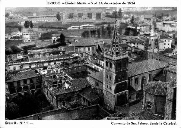 Convento de las Pelayas (San Pelayo)