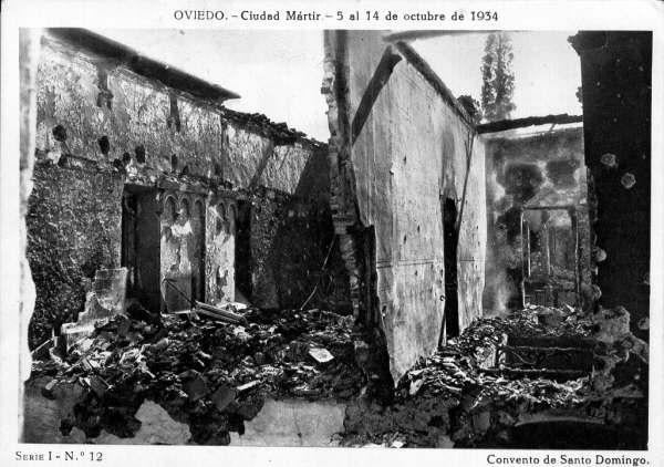 Convento de los dominicos (Santo Domingo)
