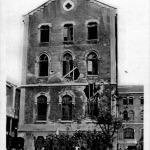 Fachada del Cuartel de Pelayo