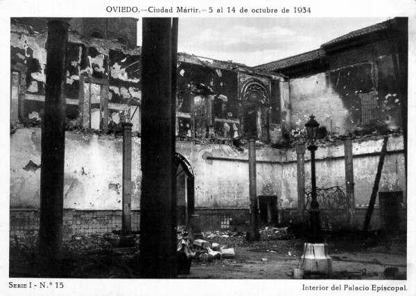 Interior Palacio Episcopal