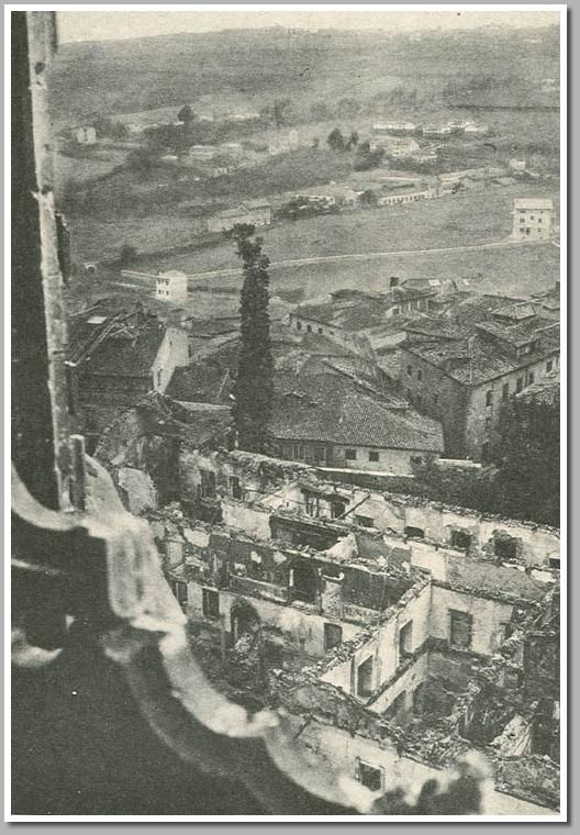 Panorámica tomada desde la Catedral
