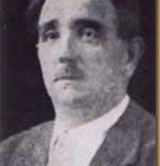 Jose María Martínez, dirigente de la Regional de la CNT, metalúrgico de Xixón. Murió en combate contra las tropas africanas, en algún punto entre esta ciudad y Uviéu