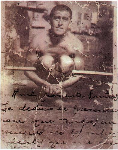 Minero muestra cómo fue torturado, en carta a su familia