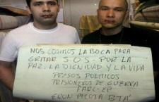 (Audio/Video) Más de 1500 Presos Politicos y Prisioneros de Guerra de Farc y ELN en huelga de hambre en Colombia