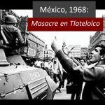 MEXICO: 2 DE OCTUBRE 1968 ¡NO SE OLVIDA!