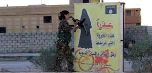 Una nueva alianza opositora se ofrece para acabar con el Estado Islámico en Siria