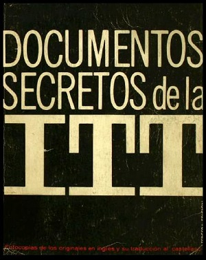 Documentos secretos de la ITT
