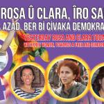 ¡Paremos el genocidio y feminicidio del EI y el Gobierno de Turquía en Kurdistán!